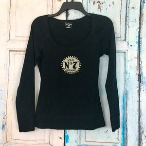 Jack Daniel's long sleeve top, used for sale
